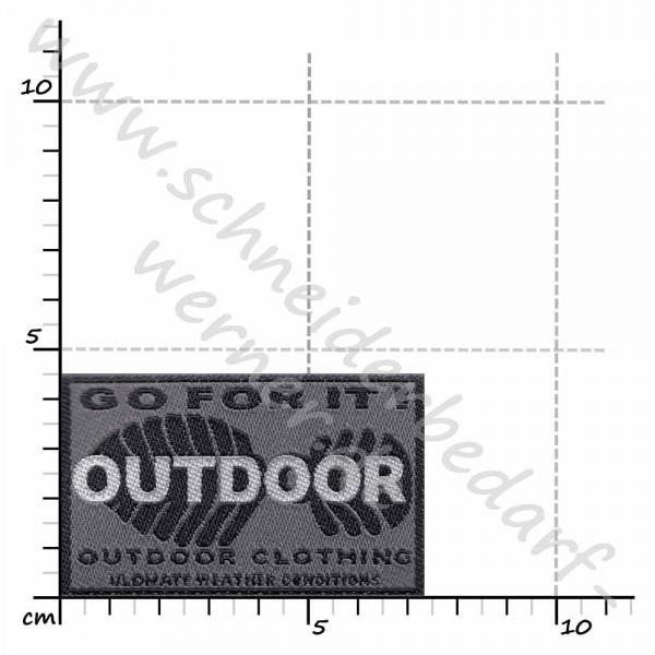 Motiv-Flicken zum Aufbügeln (Outdoor)