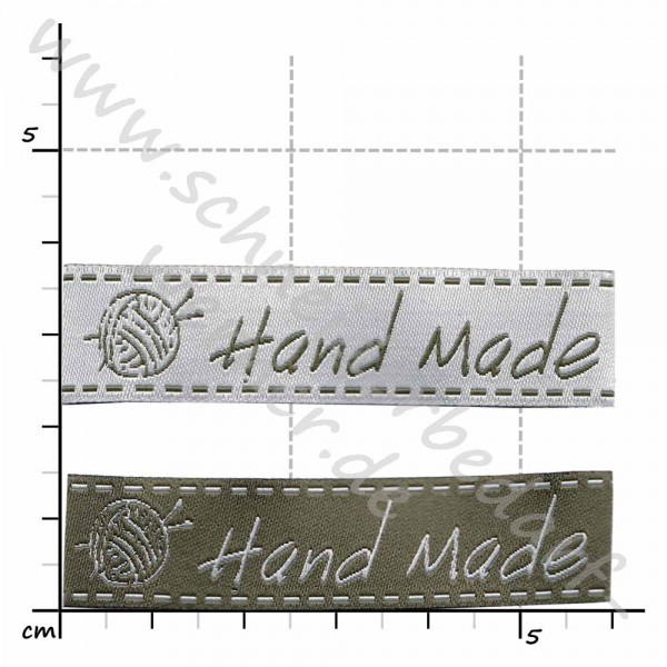 Motiv-Flicken zum Annähen (Hand Made)