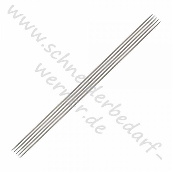 Stricknadeln Nadelspiel (5 Stück) 20 cm