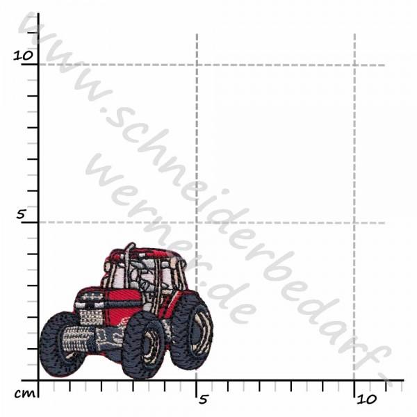 Applikation zum Aufbügeln (Traktoren)