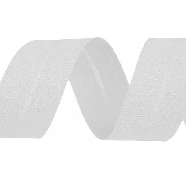 Schrägband / Einfassband Baumwolle (40 mm breit)