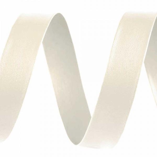 Schrägband / Einfassband Kunstleder (20 mm)