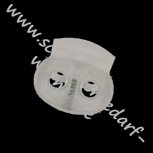 Kordelstopper / 2-Loch-Stopper