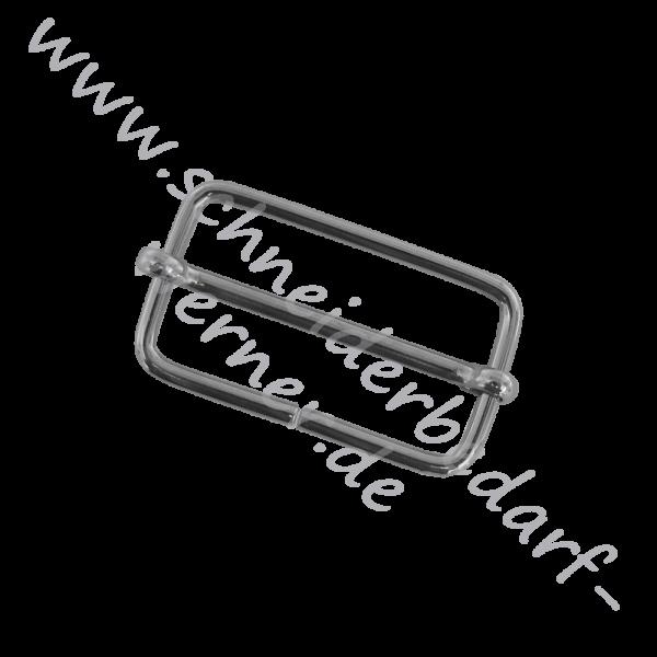 Leiterschnalle für Gurtband (Metall)