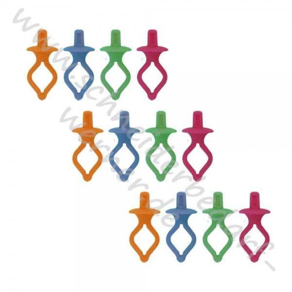 Spulenhalter für Garnrollen (12 Stück)