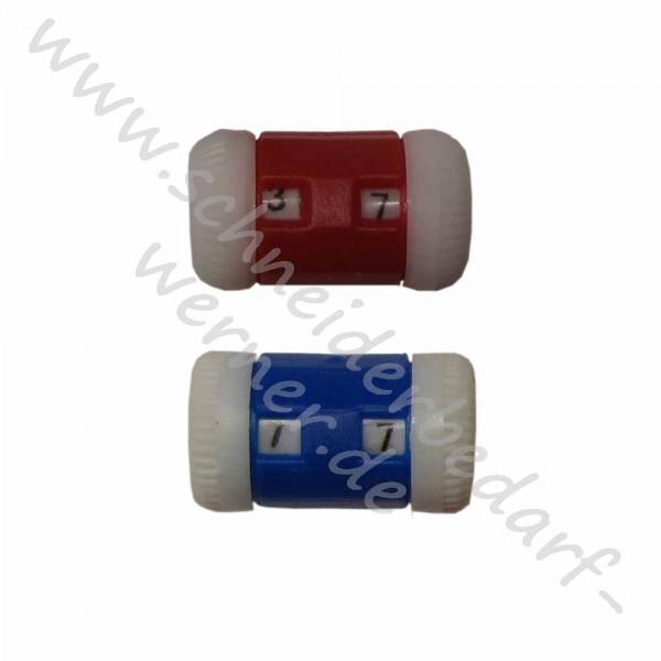 2 Reihenzähler (für Stricken, Häkeln & Co.)