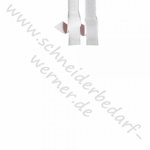 selbstklebendes Klettband / Klettband zum Kleben (Flauschband und Hakenband)