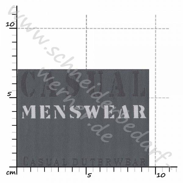 Motiv-Flicken zum Aufbügeln (Menswear)