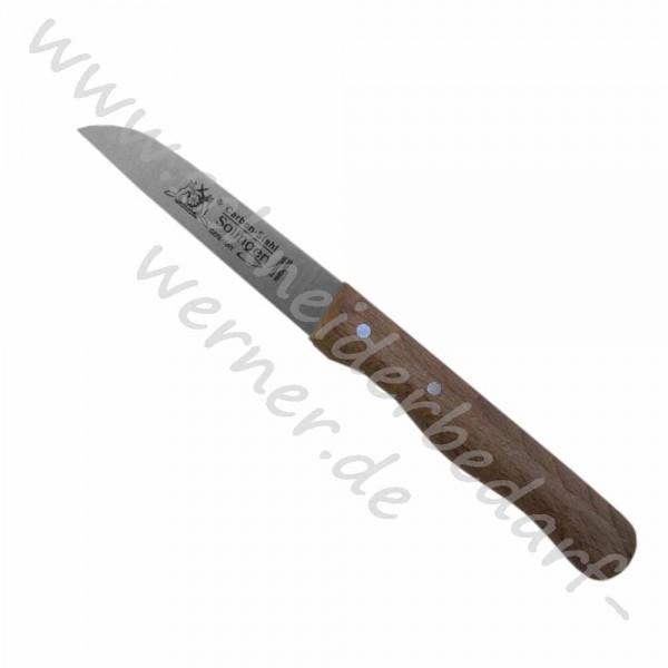 Küchenmesser Gussstahl Solingen - mit Holzgriff (Buche)