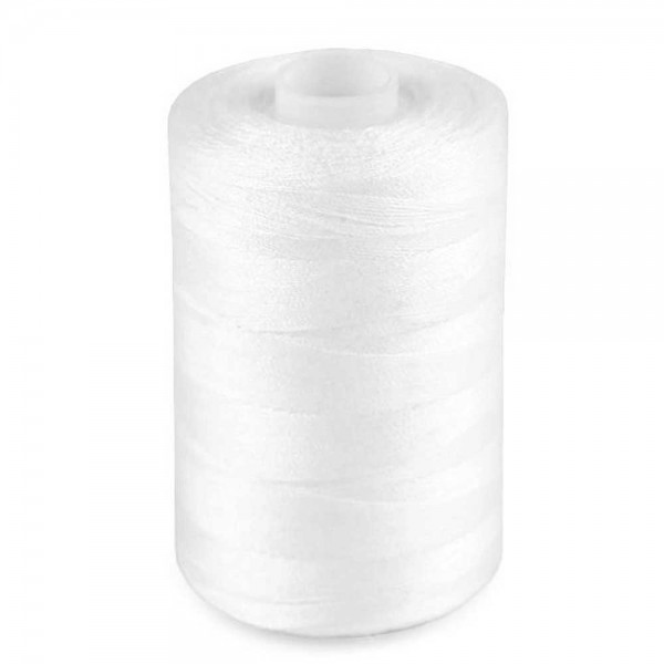 Nähgarn Polyester (1000 m / Stärke 40/2 (= ca. 100))