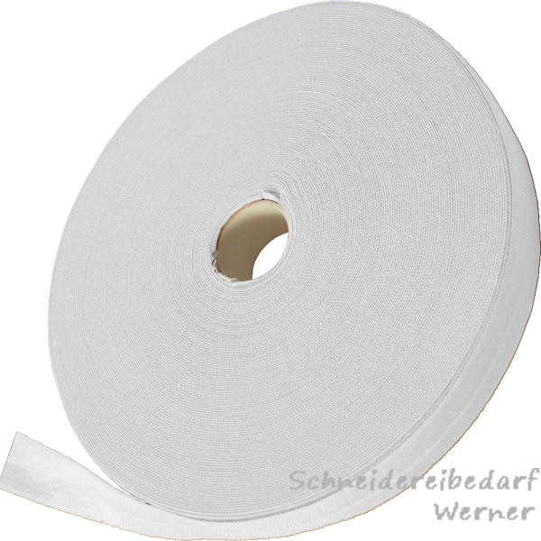 Schrägband Elastisch (20 mm breit)