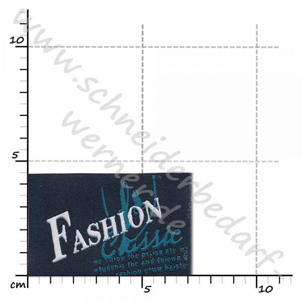 Motiv-Flicken zum Aufbügeln (Fashion Classic)